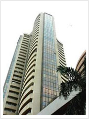 The Bombay Stock Exchange, in Mumbai, is Asia's oldest and India's largest stock exchange.